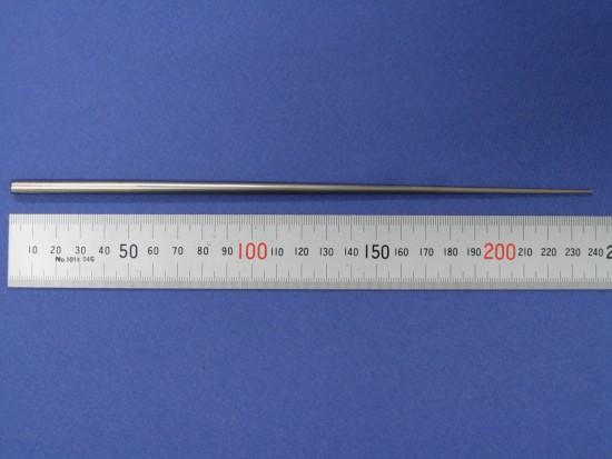 材質:チタン 太部6.0Φ細部1.5Φ